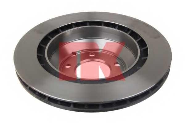 Тормозной диск NK 2047138 - изображение
