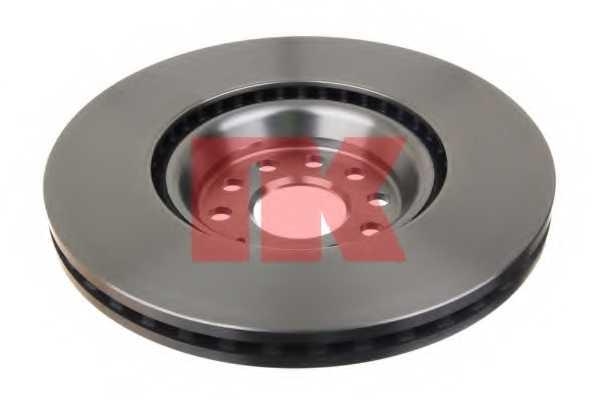 Тормозной диск NK 2047141 - изображение 1