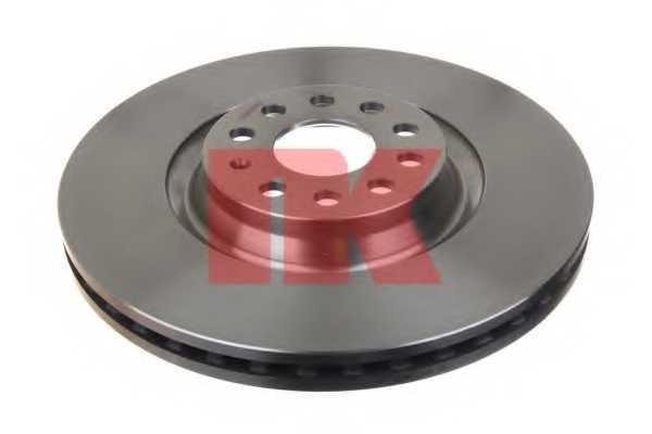 Тормозной диск NK 2047141 - изображение