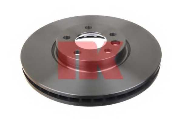 Тормозной диск NK 2047145 - изображение 1