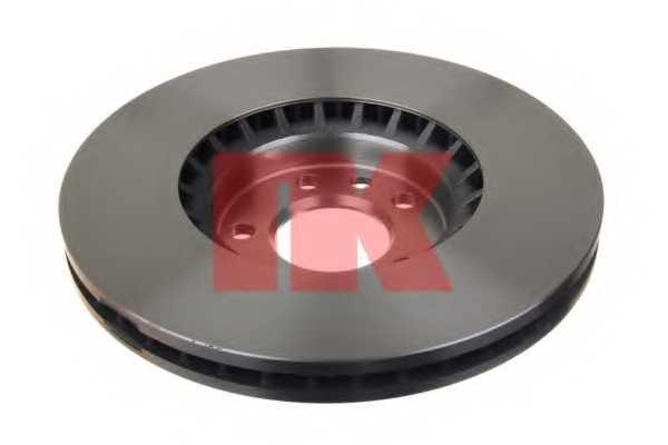 Тормозной диск NK 2047145 - изображение