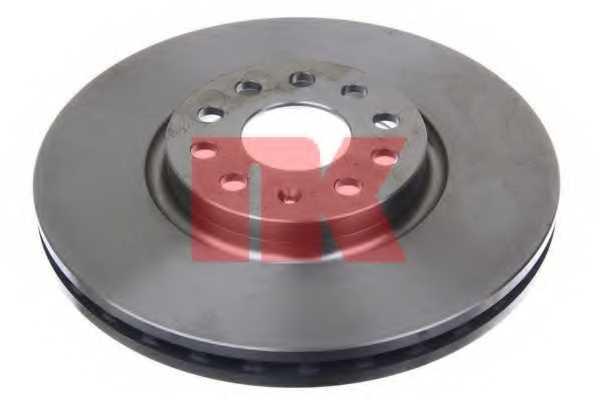Тормозной диск NK 2047146 - изображение