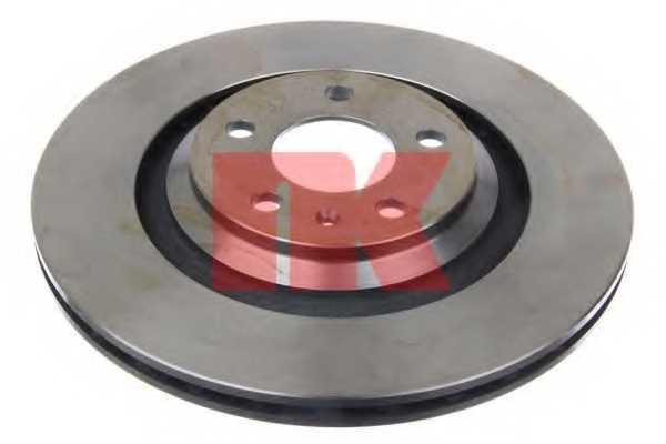 Тормозной диск NK 2047147 - изображение 1