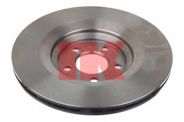 Тормозной диск NK 2047147 - изображение