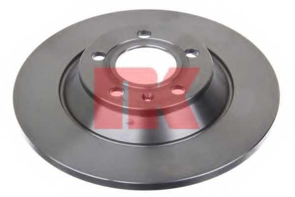 Тормозной диск NK 2047148 - изображение
