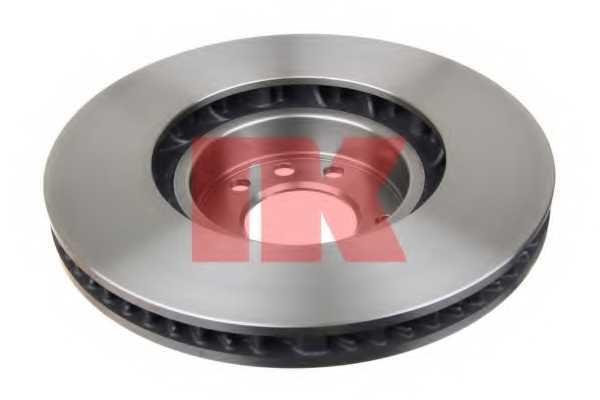 Тормозной диск NK 2047151 - изображение 1