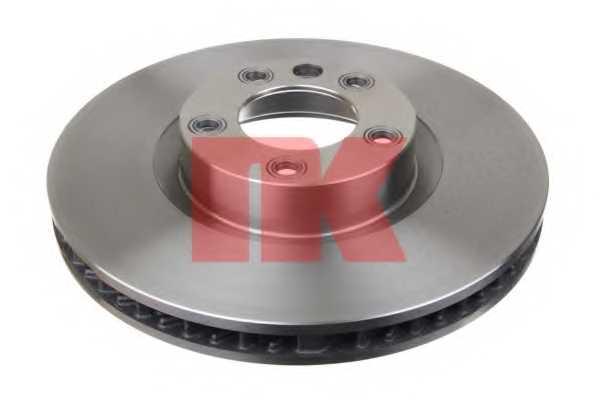 Тормозной диск NK 2047151 - изображение