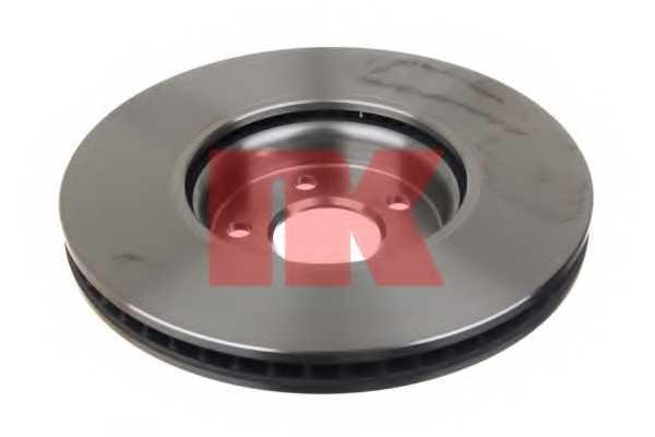 Тормозной диск NK 2047153 - изображение 1