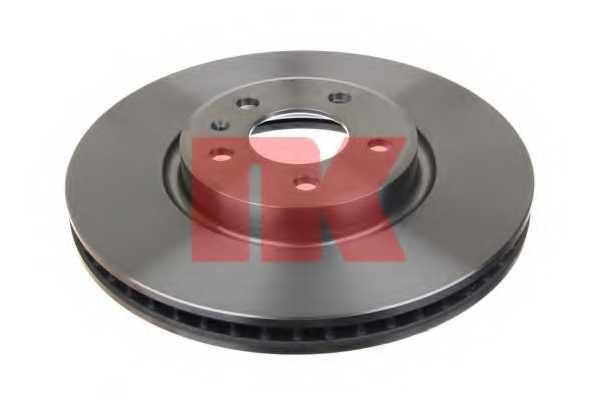 Тормозной диск NK 2047153 - изображение