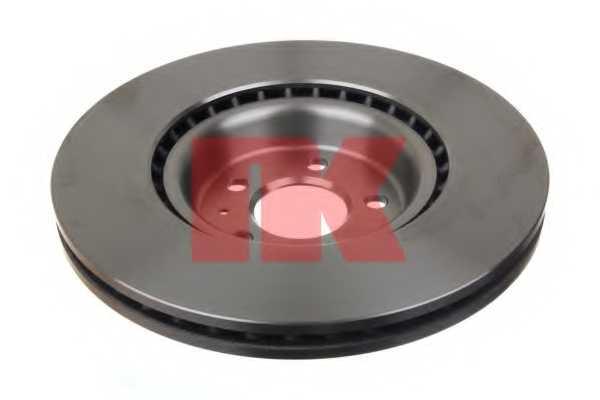 Тормозной диск NK 2047154 - изображение