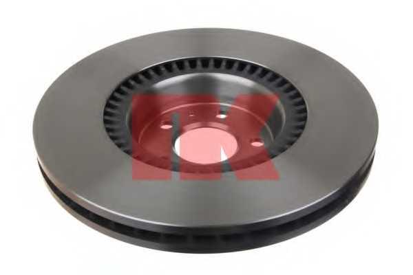 Тормозной диск NK 2047155 - изображение 1