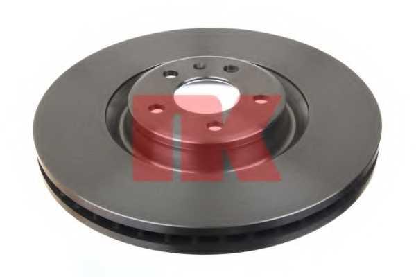 Тормозной диск NK 2047155 - изображение