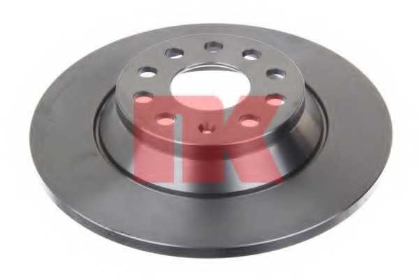 Тормозной диск NK 2047160 - изображение 1