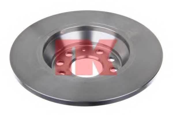 Тормозной диск NK 2047160 - изображение