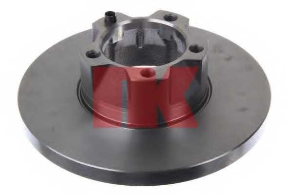 Тормозной диск NK 204721 - изображение