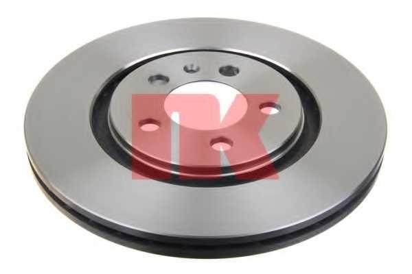 Тормозной диск NK 204735 - изображение