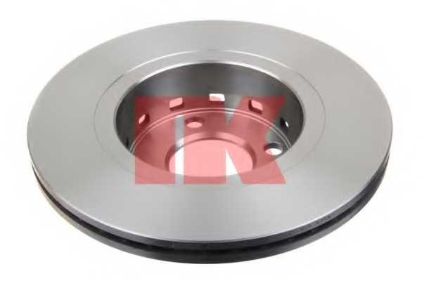 Тормозной диск NK 204740 - изображение 1