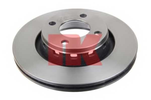 Тормозной диск NK 204740 - изображение
