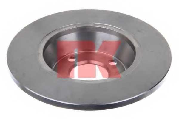 Тормозной диск NK 204741 - изображение