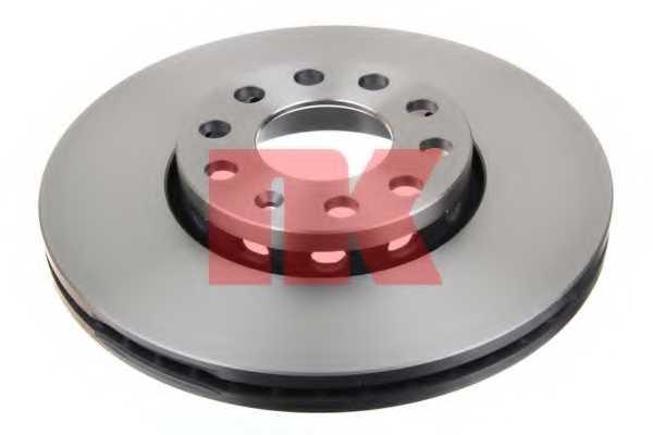 Тормозной диск NK 204743 - изображение 1