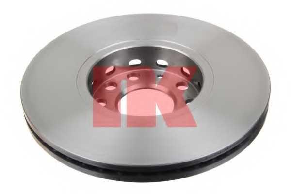 Тормозной диск NK 204743 - изображение