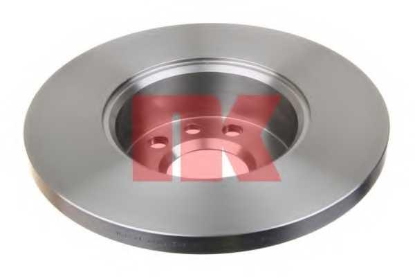 Тормозной диск NK 204746 - изображение 1