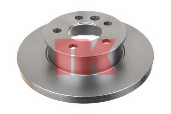 Тормозной диск NK 204746 - изображение