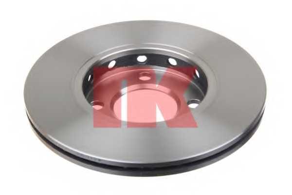 Тормозной диск NK 204756 - изображение 1
