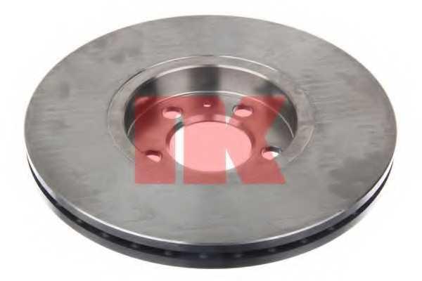 Тормозной диск NK 204760 - изображение 1