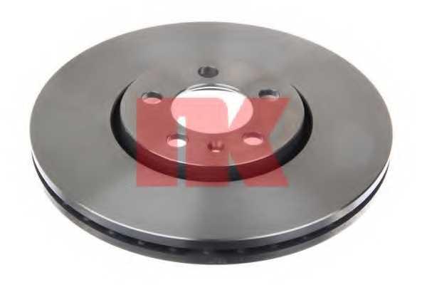 Тормозной диск NK 204760 - изображение