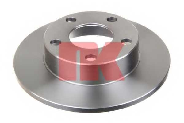 Тормозной диск NK 204763 - изображение 1