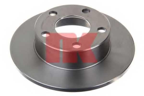 Тормозной диск NK 204764 - изображение