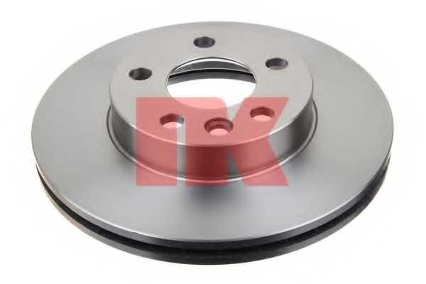 Тормозной диск NK 204768 - изображение 1