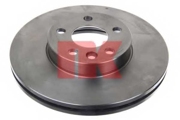 Тормозной диск NK 204772 - изображение 1