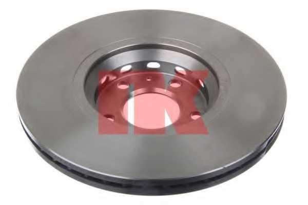 Тормозной диск NK 204773 - изображение 1