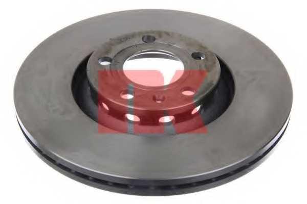 Тормозной диск NK 204773 - изображение