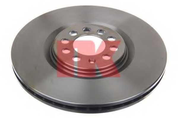 Тормозной диск NK 204774 - изображение