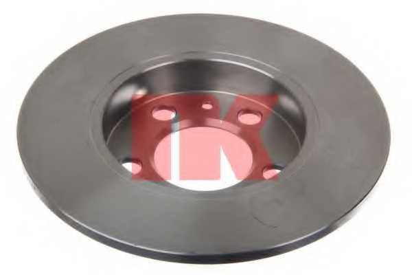Тормозной диск NK 204779 - изображение
