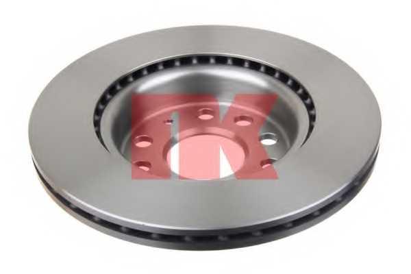 Тормозной диск NK 204787 - изображение 1