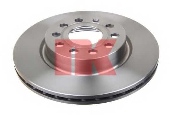 Тормозной диск NK 204787 - изображение