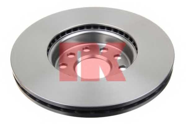 Тормозной диск NK 204788 - изображение 1