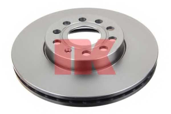 Тормозной диск NK 204788 - изображение