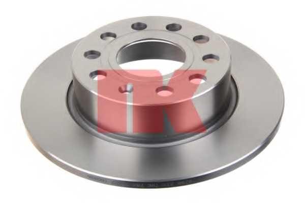 Тормозной диск NK 204789 - изображение 1