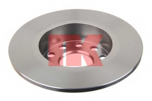 Тормозной диск NK 204789 - изображение