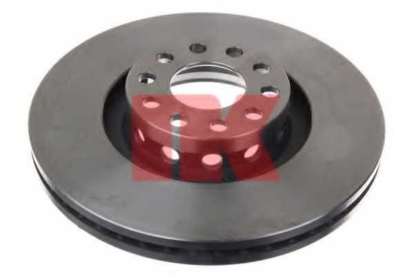 Тормозной диск NK 204791 - изображение
