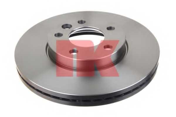 Тормозной диск NK 204795 - изображение