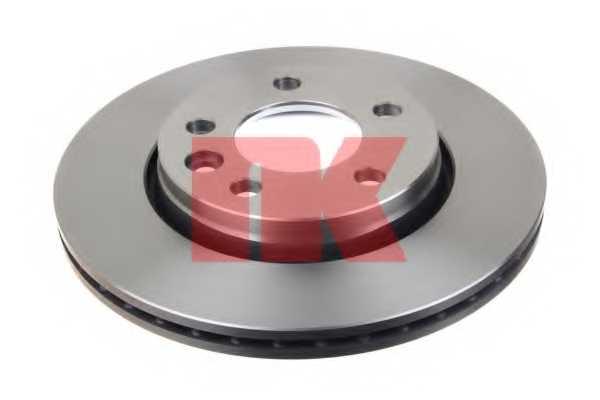 Тормозной диск NK 204797 - изображение