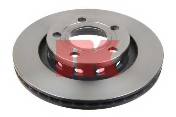 Тормозной диск NK 204798 - изображение