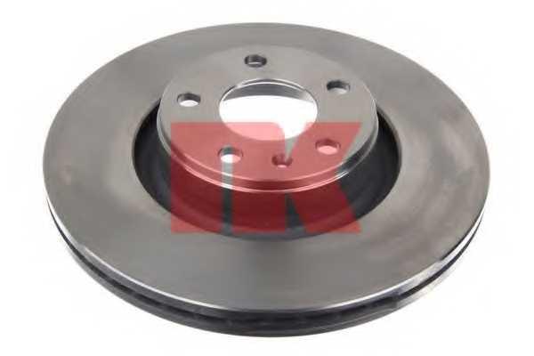 Тормозной диск NK 204799 - изображение