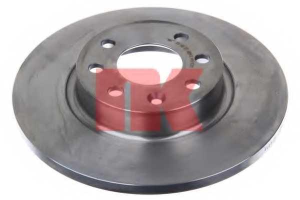 Тормозной диск NK 204823 - изображение 1